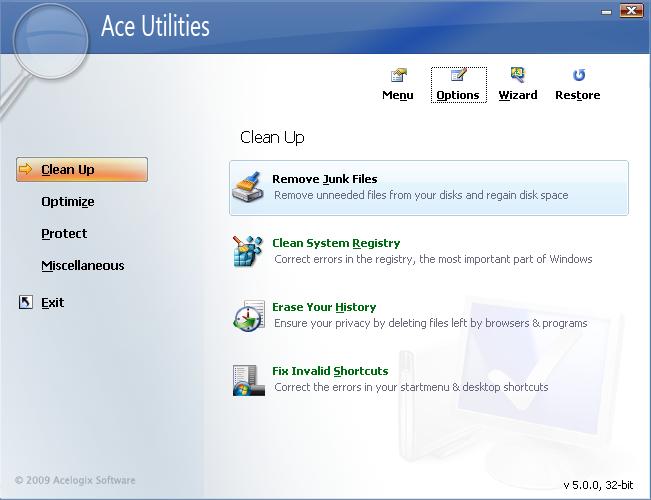 Ace utilities - фото 2